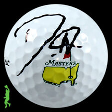 DANNY WILLETT AUTOGRAPHED MASTERS PRO V1 D