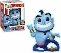 Aladdin Genie With Lamp Funko Pop! Vinyl Figure Disney #476 - Special Edition