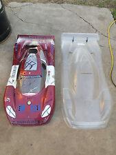 FG porsche GT-1 car body 535mm 420mm wide