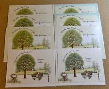 Lot of 8 Hope Greeting Collection Garden Home Blank Cards Envelopes A60