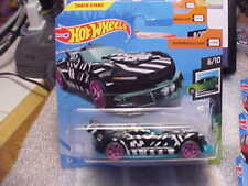 Hot Wheels RARE Short Card Speed Blur Track Ripper