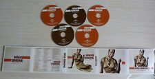 RARE COFFRET DIGIPACK 5 CD THE VERY BEST OF NINA SIMONE 82 TITRES 2013