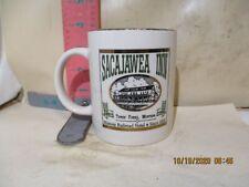 Sacajawea Inn Coffee Mug , Three Forks , Montana - Since 1910 , No Damage!