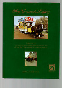 TOM DOWNER'S LEGACY : HORSE DRAWN VEHICLES SOUTH AUSTRALIA - COUCH-KEEN lo
