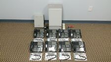 Nortel MICS office phone system package 8 M7310 4 lines Caller ID Voicemail