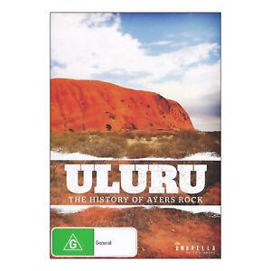 Uluru: The History of Ayers Rock DVD Brand New Region 4 Aust. - Free Post