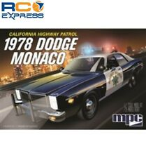 MPC 1/25 1978 Dodge Monaco CHP Police Car 2T MPC922M