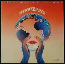 *** 33 TOURS / LP VINYL JEAN MICHEL JARRE - RENDEZ VOUS  * DREYFUS *  FRANCE ***