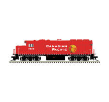ATLAS GOLD 1/87 HO CANADIAN PACIFIC GP40-2 ENGINE 4656 DCC & SOUND F/S 10002588