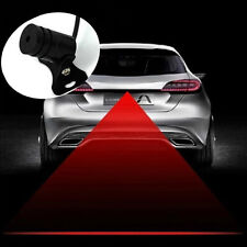 Car Taillight Warning Lamp Alarm Red Laser Rear-end Anti-Collision Fog Light