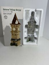 Department 56 - Dickens' Village Series - Dickens' Clock Tower