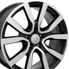 "18"" Wheels For VW Rabbit Tiguan EOS Passat Jetta MK5 MK6 18x7.5/5x112 +51 Rims"