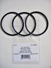 3 Hydrotech 34201026 Filter Housing Sump O-Rings / R&S 228HT / FDA EPDM Material