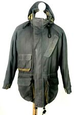 "Jack Wolfskin Men's Padded Hooded Sympatex Thermoline parka coat UK S Chest 46"""