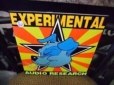 Experimental Audio Research 10 Inch Man's Ruin Records EX WHITE Colored Original