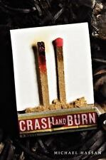 Crash and Burn by Michael Hassan (2013, Hardcover)