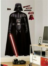 "Giant Star Wars Darth Vader Wall Mural Decal 70"" Tall Kids Room DÃ cor"