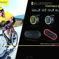 Portable Bluetooth Wireless Speaker Power Bank Super Bass Stereo