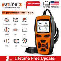 Autophix 7710 Automotive OBDII Scanner ABS SAS EPB BMS TPMS AT Diagnostic Tool