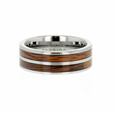Wooden Costume Rings without Stone