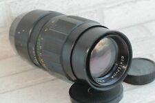 Jupiter-21M 4/200mm USSR TELEPHOTO lens Pentax, Praktica, Zenit M42