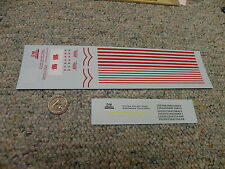 Herald King decals HO Duluth South Shore and Atlantic DSSA RS-1 switcher   XX10