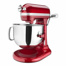 KitchenAid Pro Line 7 Qt Bowl-Lift Stand Mixer Red KSM7586P Candy Apple