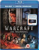Warcraft Blu-Ray Nuevo Blu-Ray (8307947)