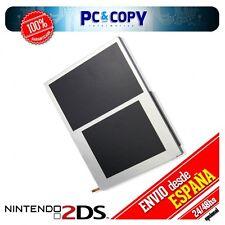 PANTALLA LCD NINTENDO 2DS SUPERIOR INFERIOR 2 DS DISPLAY COMPLETO REPUESTO ECRAN