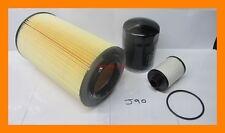 Service Kit: Oil Filter, Fuel Filter & Air Filter FIAT DUCATO 2.8 JTD 4x4, Diese