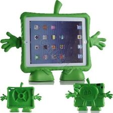 Kids Fun iPad Shock Proof Case and Stand for iPad 2,3 and 4 in Green