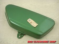 NOS Yamaha RS100 RS125 Side Cover GREEN / P/N  463-21711-01-K6  GENUINE JAPAN