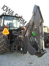 Bradco 3511B 3PT Tractor Backhoe for C/IH, New Holland: BEST BRAND & BEST PRICE!