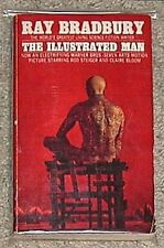 VINTAGE RAY BRADBURY ~ ILLUSTRATED MAN ~ TATOOED COVER