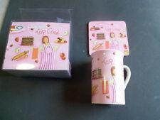 Coffee Mug and Coaster Set NIB  Top Cook Kent Pottery Gift Mother's Day