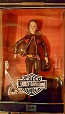 Harley Davidson Barbie #5 (2000)  - NRFB - Mint in MINT Box