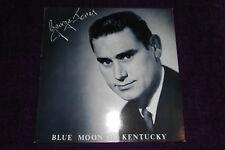 "GEORGE JONES "" Blue Moon of Kentucky "" 1987 UK LP LIBERTY EMS 1251"