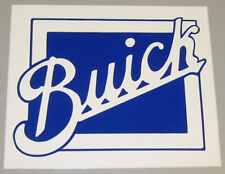 "Buick ""Old Logo "" Decal 