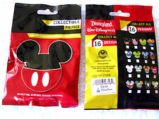 Disney * CHARACTER EARS ICONS * New Sealed * 5-pin...