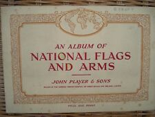 National Flags and Arms Album Cigarette Cards John Player & Sons