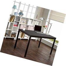 Wooden Modern Computer Desks with Adjustable Height