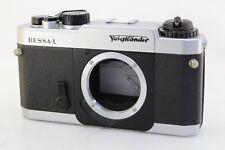 Voigtlander Bessa-L 35mm Range finder film camera body only