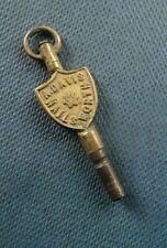 , Nailsworth Gloucestershire - number 8 Advertising Pocket Watch Key - A. Davis
