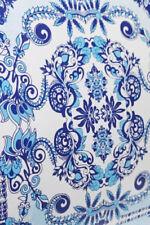 Bolsos de mujer azules Blanco