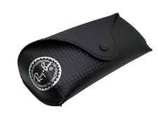 New RAY BAN Tech glasses sunglasses spectacle case AUTHENTIC BLACK Unisex 048