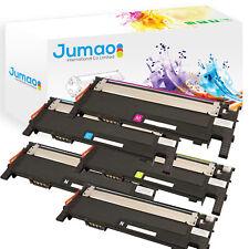 5 Toners cartouches type Jumao compatibles pour Samsung CLP 320 320N 325 325W