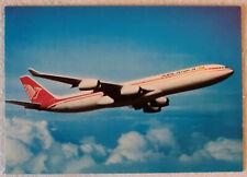 Ansichtskarte Air Lanka Airbus A340-300