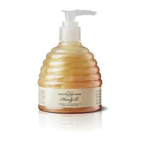 Scottish Fine Soaps Honey B Cream Hand wash 300ml Pump RRP £9.99