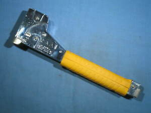 ARROW Fastener Model HT50P Professional Hammer Tacker / Stapler - Made in USA