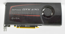 EVGA NVIDIA GEFORCE GTX470 1280 SUPERCLOCK DDR5 PCI-EXPRESS 2.0 GRAPHICS CARD
